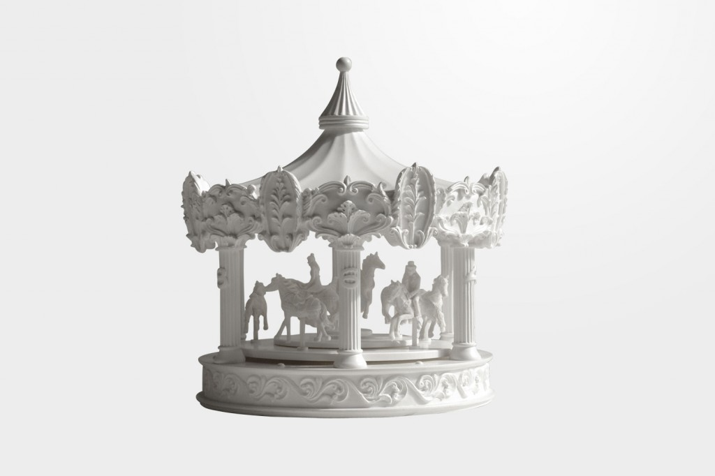 Merry-go-round Series by Haoshi Design / Haoshi Design