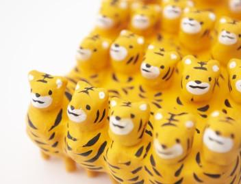 ツリー・虎たち・熊たち・ケンタウロス・人魚・鬼黄・手乗り犬 by Morito Toyonaga / 豊永盛人