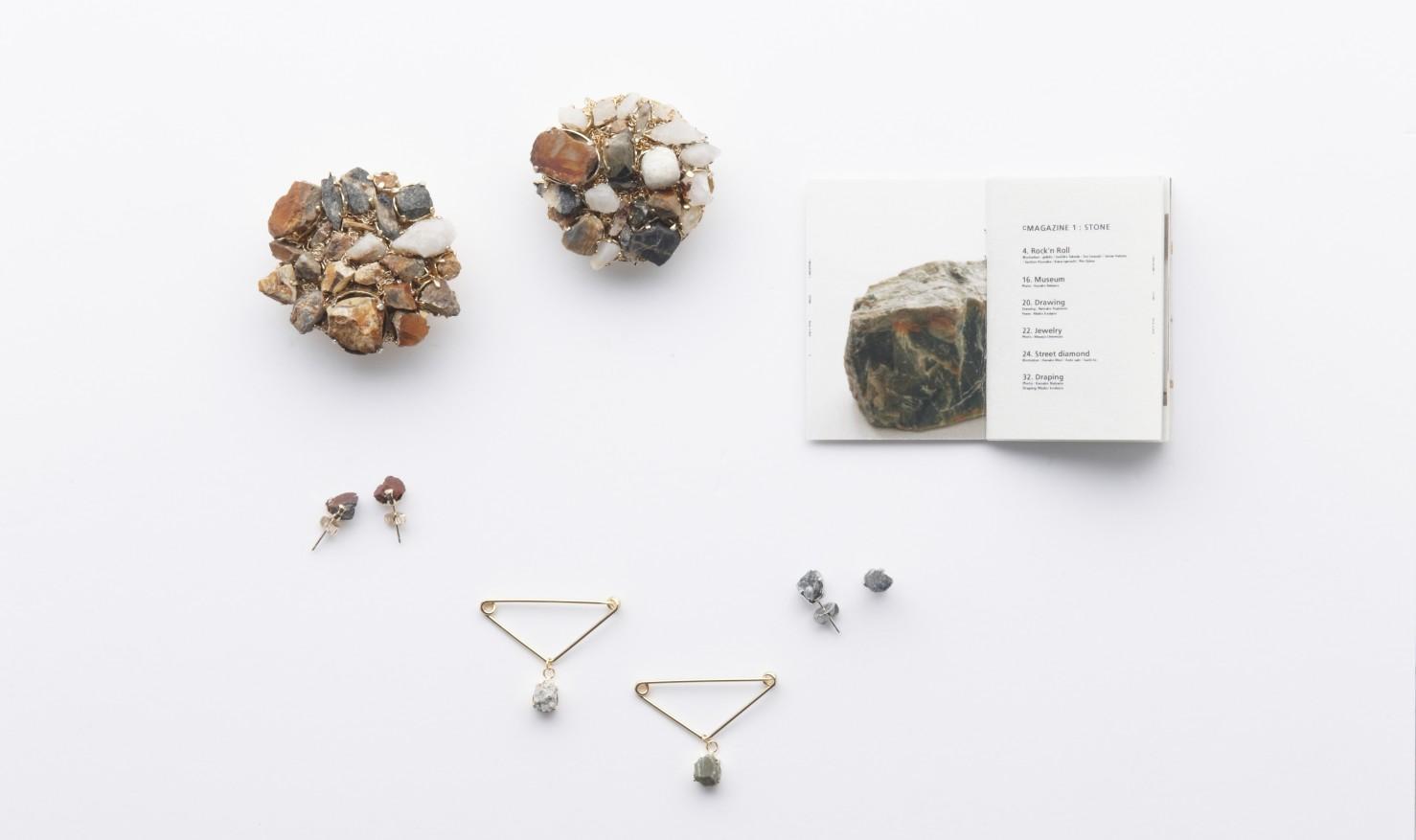 Snack jewel / street diamond in Kyoto / hole by CHIMASKI / CHIMASKI