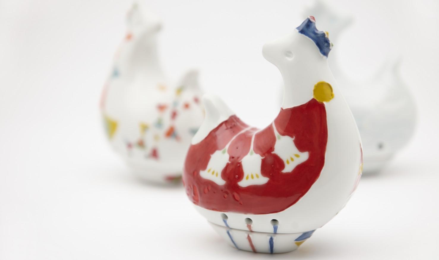 Toilet bird by Ayaka Nomura / 野村綾香