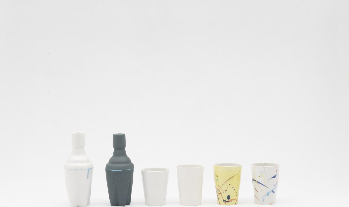 Stitch and Glue / Carnival / dots / Lemonade by Sander Luske / サンダー ルスケ