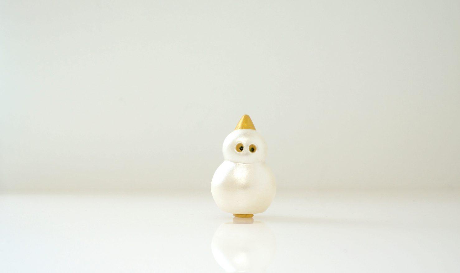 孤高のルックルック/ルックルック・かまくら/ルックルック・雪だるま by kishiazumi / 岸あずみ